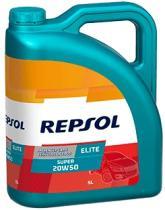 Repsol REP20W50 5L - Aceite Repsol Elite TDI 15W40 5 Litros