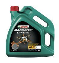 Castrol CAS5W30MA 4L - Aceite Castrol Magnatec Stop-Start 5W20  E 4 Litros